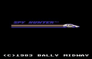 Spy Hunter C64 01