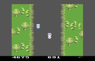 Spy Hunter C64 09