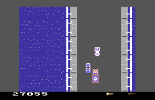 Spy Hunter C64 53