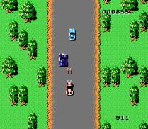 Spy Hunter NES 03