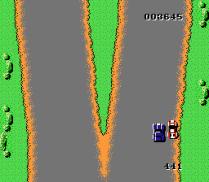 Spy Hunter NES 05
