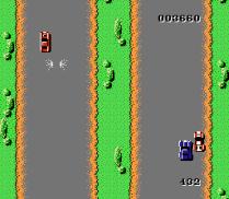 Spy Hunter NES 06