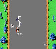 Spy Hunter NES 11