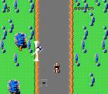 Spy Hunter NES 14