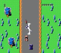 Spy Hunter NES 15