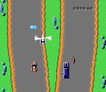 Spy Hunter NES 17