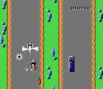 Spy Hunter NES 18