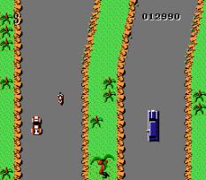 Spy Hunter NES 22