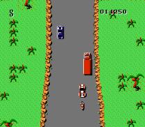 Spy Hunter NES 25