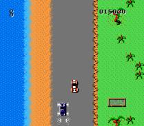Spy Hunter NES 26