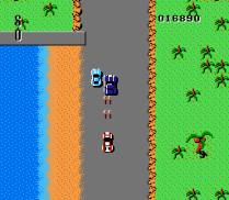Spy Hunter NES 28