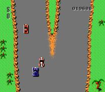 Spy Hunter NES 30