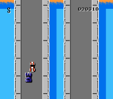 Spy Hunter NES 32