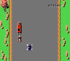 Spy Hunter NES 33