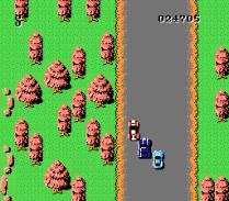 Spy Hunter NES 37