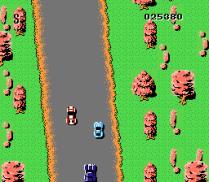 Spy Hunter NES 38