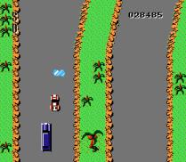 Spy Hunter NES 39