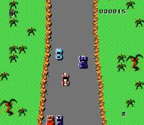 Spy Hunter NES 41