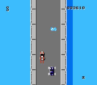 Spy Hunter NES 45
