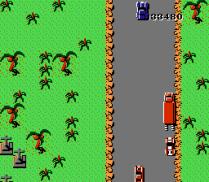 Spy Hunter NES 47