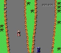 Spy Hunter NES 49