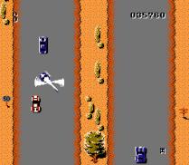 Spy Hunter NES 51