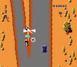 Spy Hunter NES 57