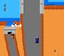 Spy Hunter NES 58