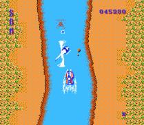 Spy Hunter NES 63