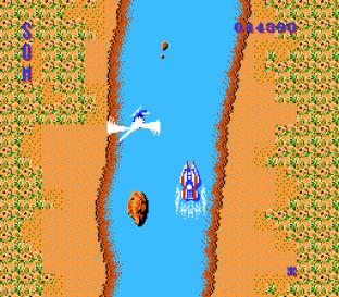 Spy Hunter NES 64