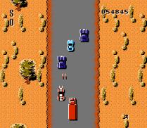 Spy Hunter NES 71