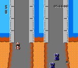 Spy Hunter NES 72