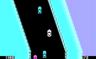 Spy Hunter PC MS-DOS 07