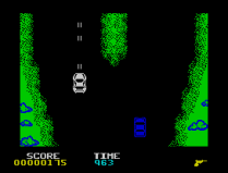 Spy Hunter ZX Spectrum 03