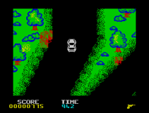 Spy Hunter ZX Spectrum 04