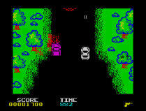 Spy Hunter ZX Spectrum 05