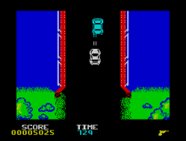 Spy Hunter ZX Spectrum 07