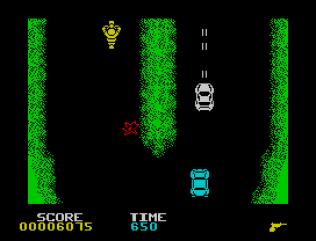 Spy Hunter ZX Spectrum 10