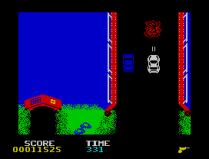 Spy Hunter ZX Spectrum 13