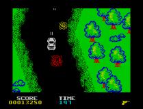 Spy Hunter ZX Spectrum 14