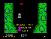 Spy Hunter ZX Spectrum 16
