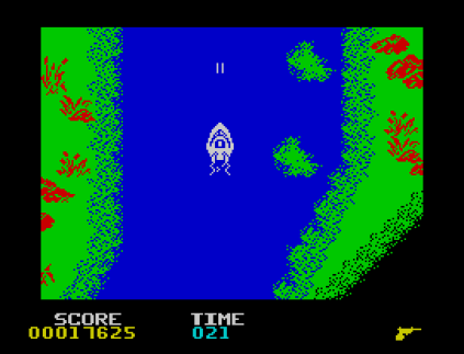 Spy Hunter ZX Spectrum 20