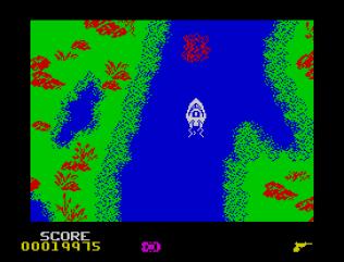 Spy Hunter ZX Spectrum 21