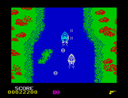 Spy Hunter ZX Spectrum 23