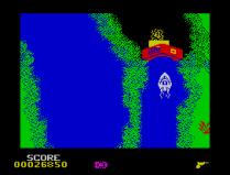 Spy Hunter ZX Spectrum 25