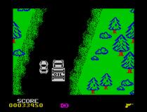 Spy Hunter ZX Spectrum 29