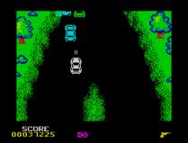 Spy Hunter ZX Spectrum 30