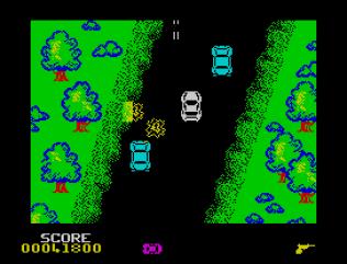 Spy Hunter ZX Spectrum 32