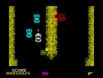 Spy Hunter ZX Spectrum 38