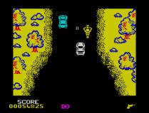 Spy Hunter ZX Spectrum 39